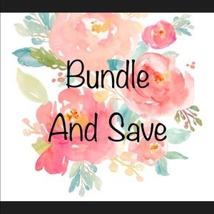 Tops - Bundle 2 or more items in my closet and save $$$
